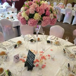La flor, complemento de la novia y decoración en la Boda